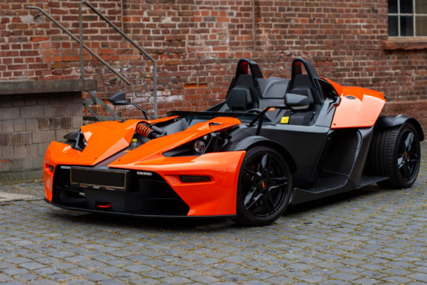 KTM X-Bow in Hannover selber fahren